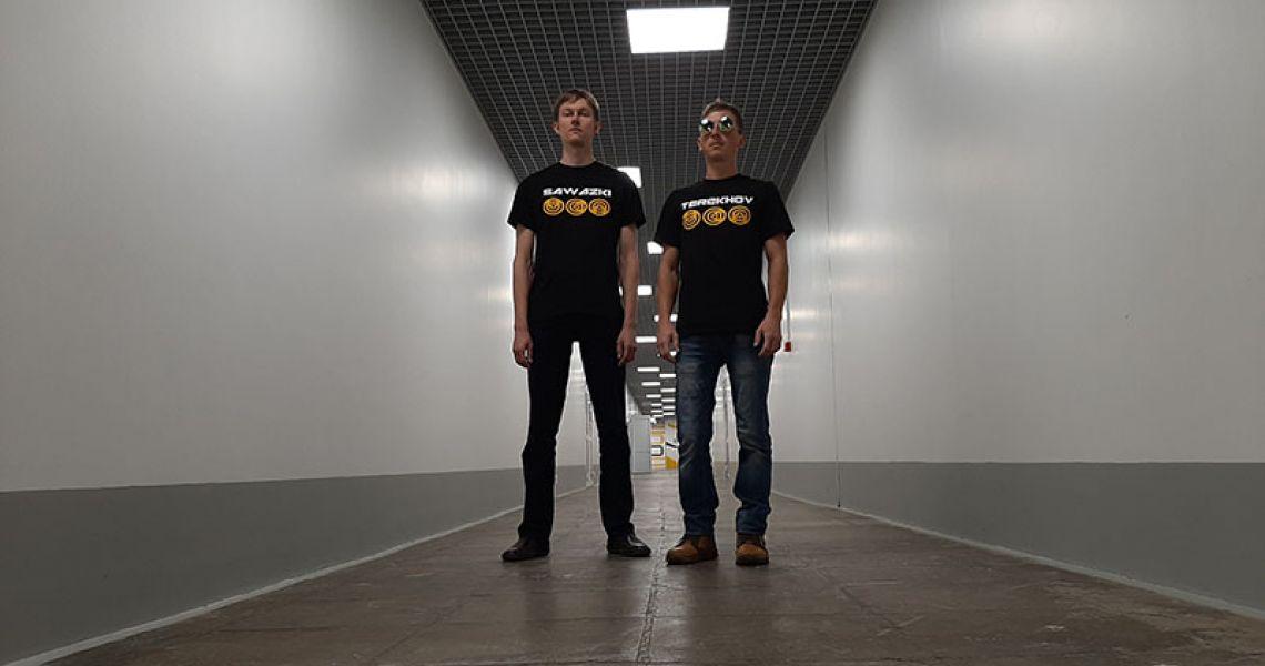 Омский дуэт инструментальной электронной музыки Sawazki & Terekhov готовит новый сингл под названием «Информационное Задымление»