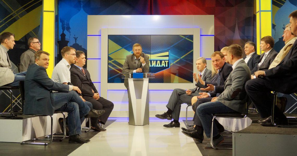 Ток-шоу «Кандидат» — Последняя битва.