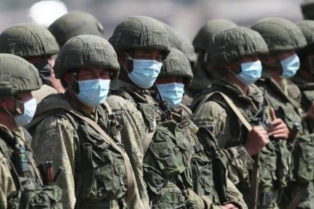 В НКР отправят российских миротворцев