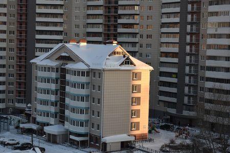 Недвижимость в России может подорожать на 25 процентов в течение двух лет