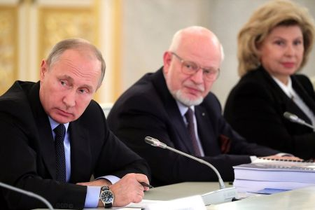 Конгресс интеллигенции обратился к президенту России