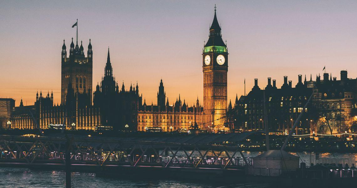 Лондон. Не влюбиться – невозможно.