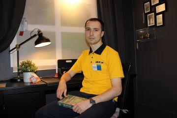 Валентин Чадин: «Все люди разные, но в IKEA они найдут то, что нужно именно им»