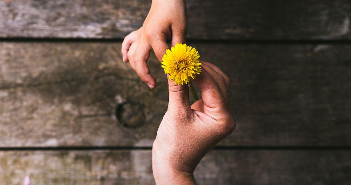 О добрых делах – молчать не нужно