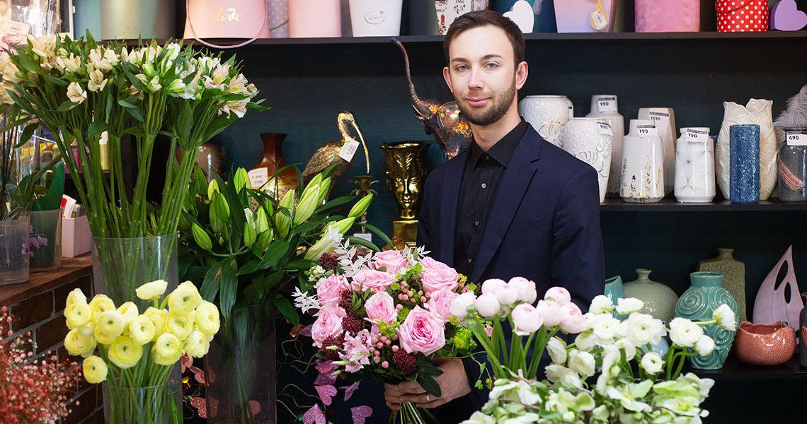 Новое слово в омской флористике - Je t'aime декор и цветы