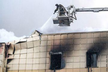 Трагедия в Кемерове. Число жертв пожара растет