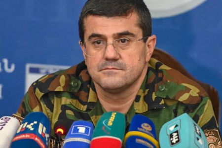 Глава Карабаха обратился к властям Азербайджана