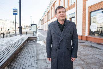 Игорь Меркулов. Моя родина там, где дети мои родились