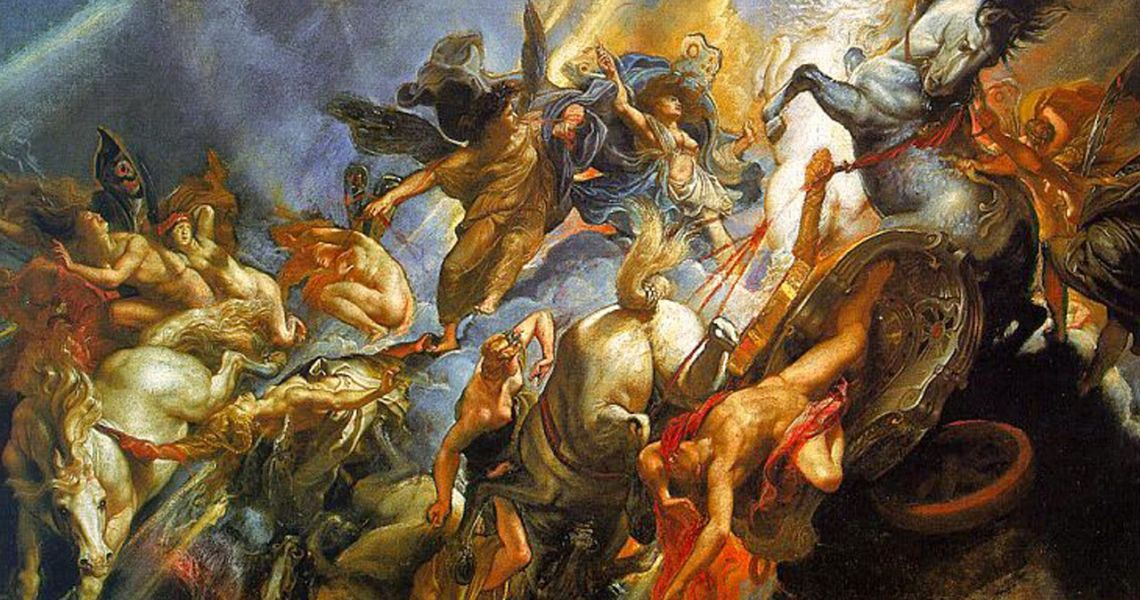 Битва богов. Голушко − Морев 1:1