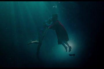 «Форма воды». Отзыв о фильме.