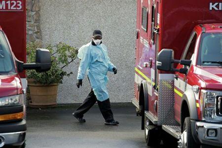 В Италии за сутки от коронавируса скончались 793 человека