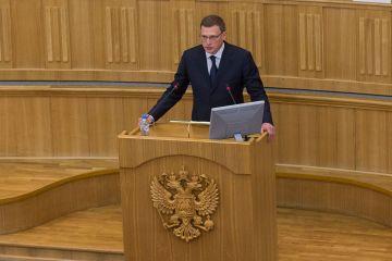 Знакомимся – новый губернатор Омской области Александр Бурков.