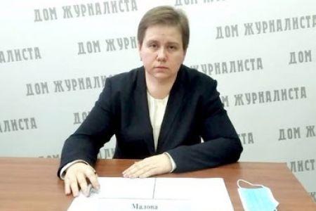 Отстраненная ранее замминистра здравоохранения Омской области Малова вернулась на должность