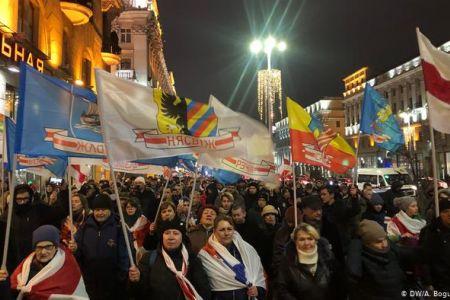 В протестах в Минске приняли участие от 20 до 250 тысяч человек