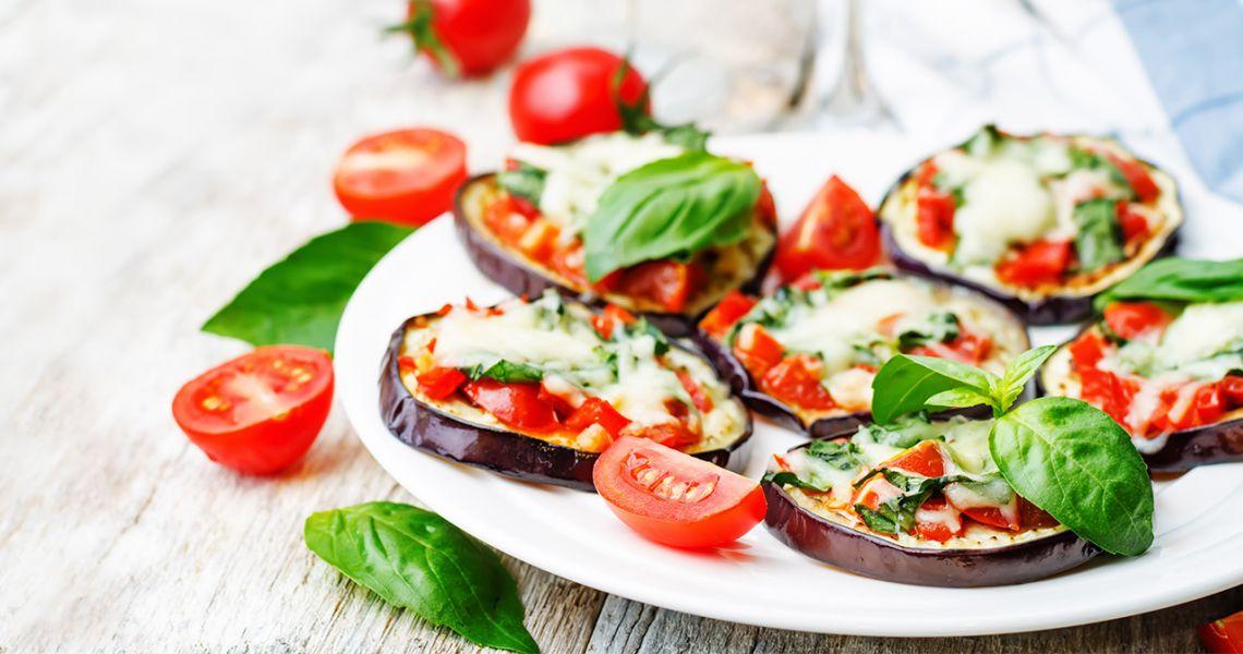 Рецепт недели. Хрустящие баклажаны с помидорами