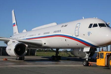 В Беларусь продолжают прибывать авиалайнеры российских силовиков