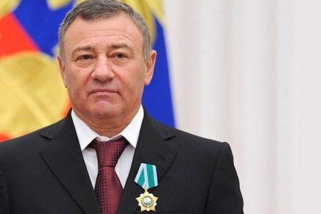 Аркадию Ротенбергу присвоили звание Героя труда России