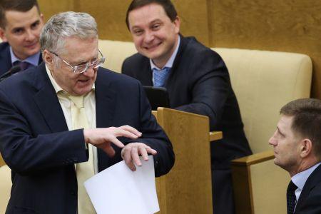 Жириновский нашел замену Трутневу, и да, это Фургал
