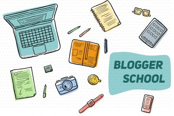 Школа блогера в Омске. Анонс.
