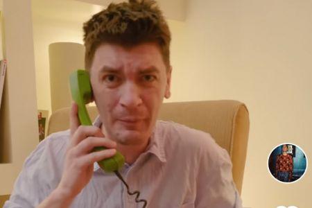 Александр Гудков выпустил клип «Самоизоляция» с участием российских звезд. Видео