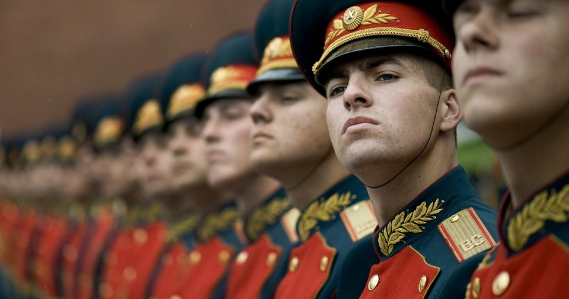 Почему русских можно обижать?