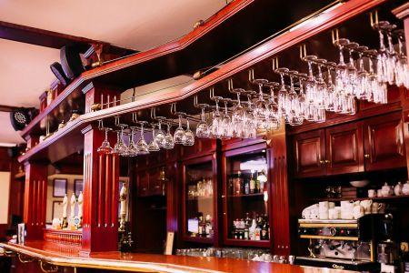 Ресторан «Туманный Альбион» прекратил свою работу