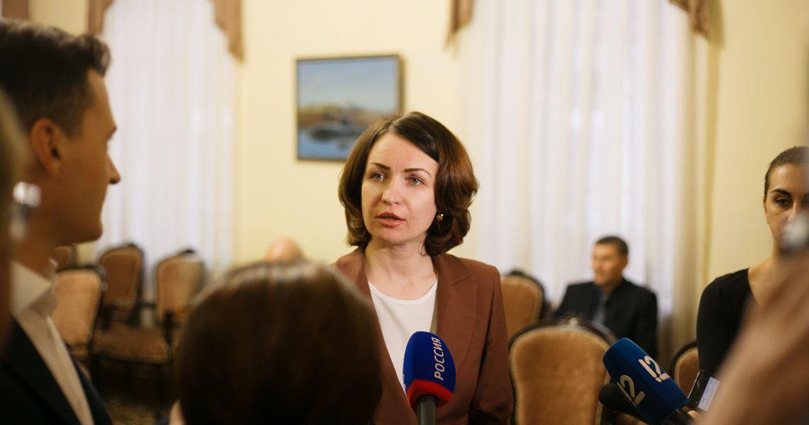 Выборы мэра Омска. Lady's first