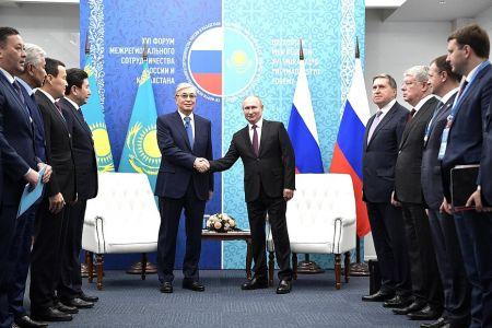 Президент Казахстана рассказал о своих впечатлениях от визита в Омск