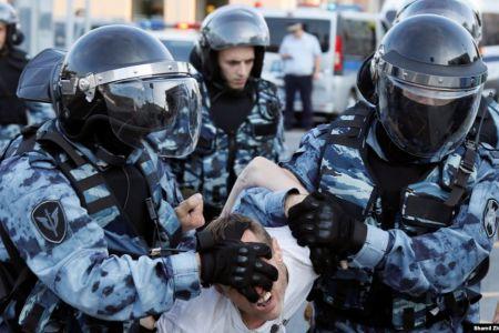 Путин разрешил полиции давать официальные предупреждения