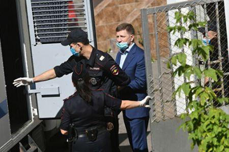 Адвокаты Фургала подали апелляцию