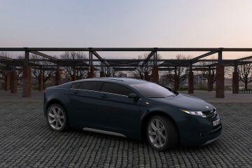 ВОЛГА ГАЗ 5000 GL – машина будущего: комплектация, фото, характеристики