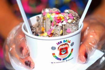 Настоящее тайское мороженое в Омске