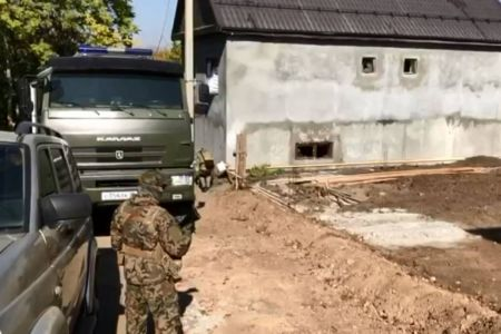 В Чечне ликвидировали четверых боевиков