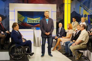 Политическое ток — шоу Кандидат на 12 канале прощается с вами