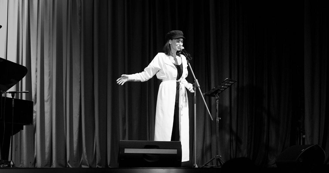 Ах Астахова: Я продолжаю рифмой. Начатое душой.