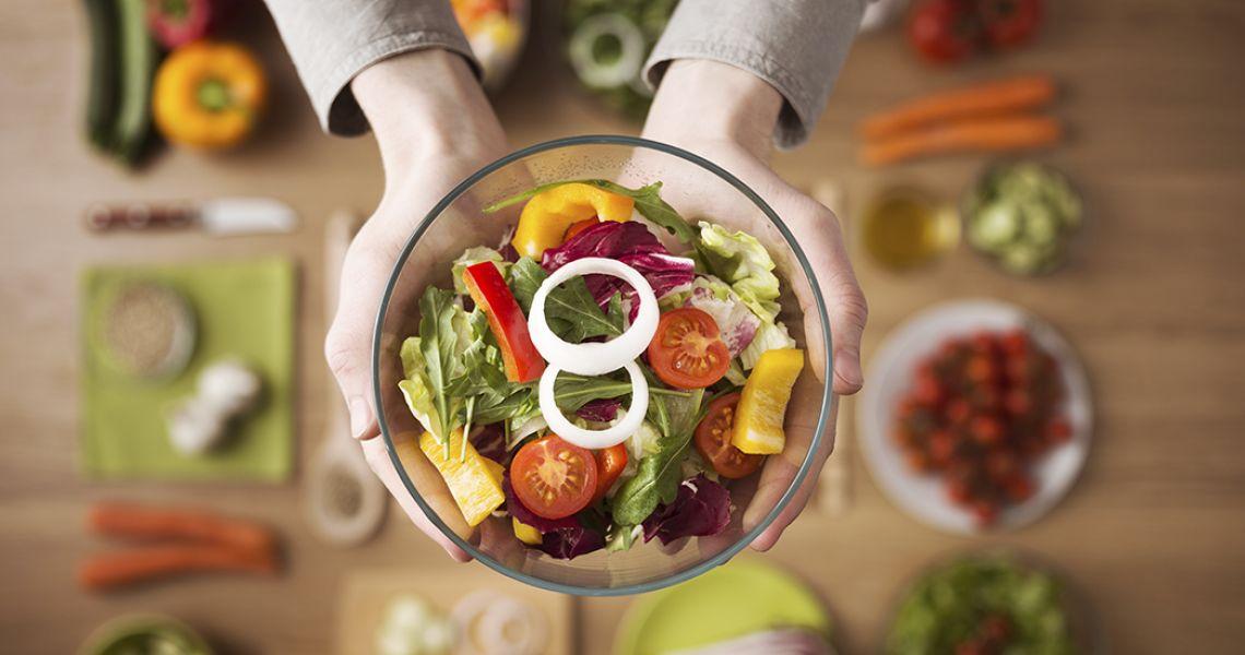 Вегетарианство и здоровье: взгляд изнутри